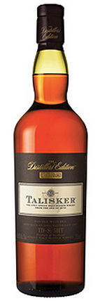 Talisker Scotch Single Malt Vintage Distillers Edition